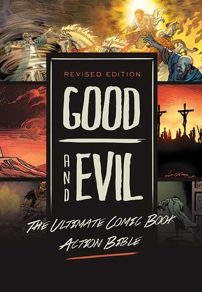 Goed and Evil Bible Storybook