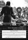 Biblia în benzi desenate în română.