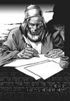 영어로 된 기독교 만화 책. 6