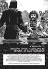 Pabalat ng librong komiks na Mabuti at Masama.